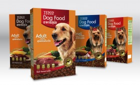 TESCO Pet food