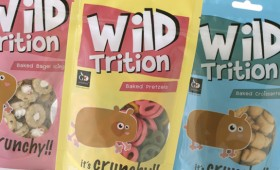 Wildtrition packaging design