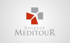 Bangkok MediTour Logo Design