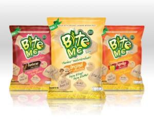 BiteMe Packaging design All