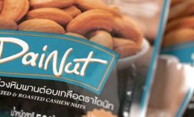 DaiNut packaging design
