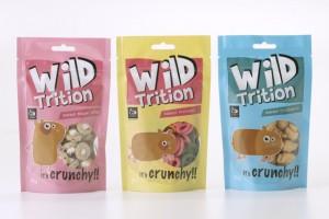 Wildtrition Packaging design : Hamster treat